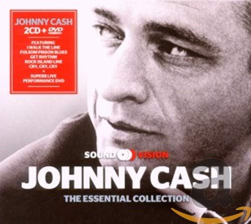 Johnny Cash-The Essential Collection