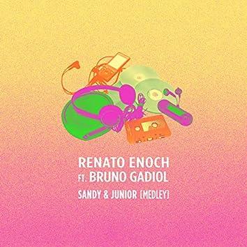 Sandy & Junior Medley: As Quatro Estações / Desperdiçou / Quando Você Passa (Turu Turu) (Turuturu)