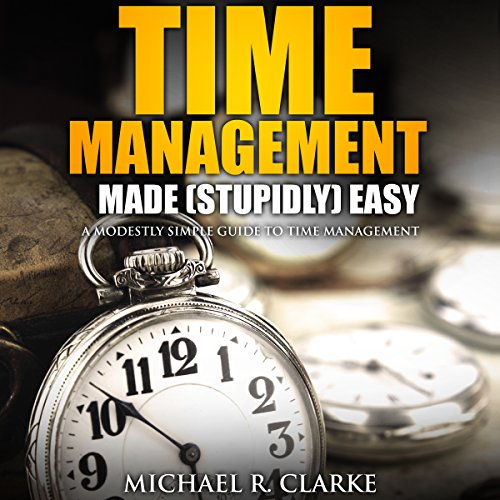 Busy Entrepreneur's Guide to Time Management Titelbild
