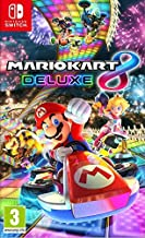 Mario Kart 8 Deluxe Edition Nintendo Switch by Nintendo