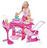 Simba 105733212 Steffi Love Super Baby Care Puppenzubehör -