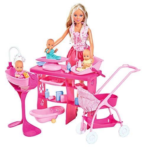 Simba 105733212 Steffi Love Super Baby Care Puppenzubehör