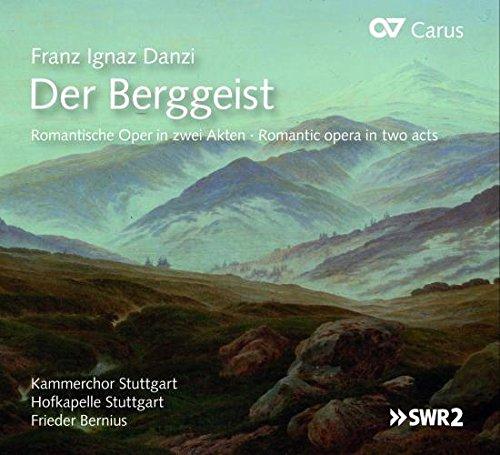 Danzi: Der Berggeist/Oder: Schicksal und Treue