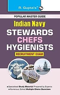 Indian Navy: Steward, Chefs, Hygienists Recruitment Exam Guide