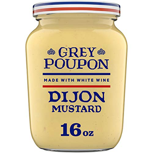 Grey Poupon Dijon Mustard (16 oz Jar)