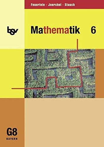 bsv Mathematik - Gymnasium Bayern: 6. Jahrgangsstufe - Schülerbuch