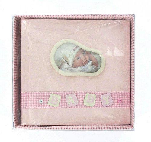 Fotoalbum 'Baby' rosa von HOBEA-Germany