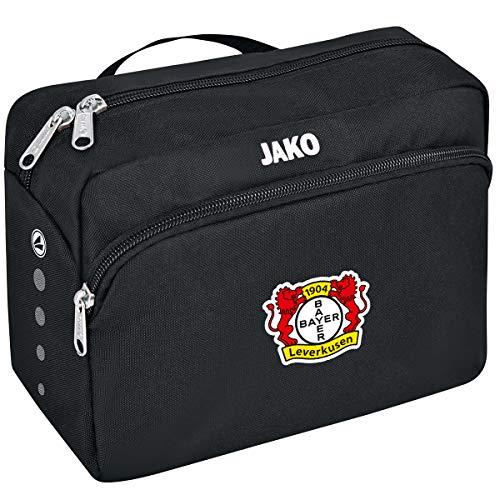 JAKO Classico, (Saison 19/20) Bayer 04 Leverkusen Kulturtasche, schwarz, 0 (one Size)