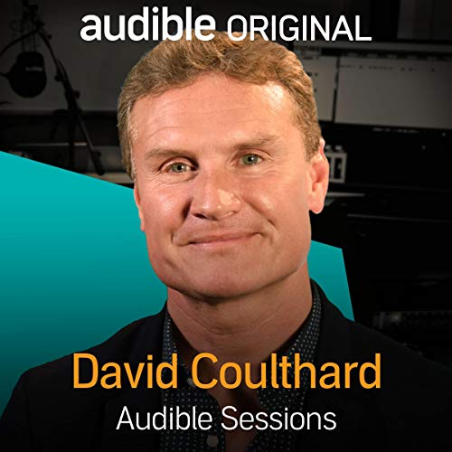 David Coulthard audiobook cover art