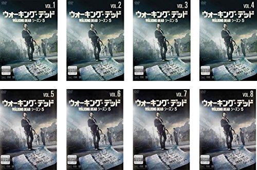 ウォーキング・デッド シーズン5 [レンタル落ち] 全8巻セット [マーケットプレイスDVDセット商品]