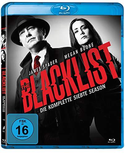 The Blacklist - Die komplette siebte Season [Blu-ray]