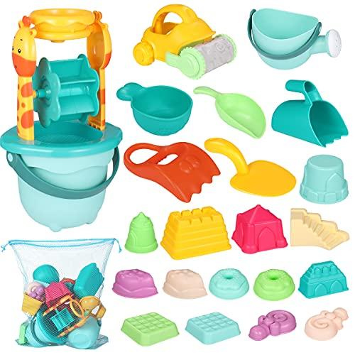 iBaseToy 30 teiliges Strandspielzeug Set...