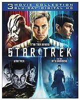Star Trek Trilogy/ [Blu-ray] [Import]