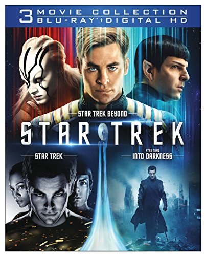 Star Trek Trilogy Collection [Blu-ray]