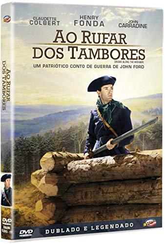 Dvd Ao Rufar dos Tambores - John Ford