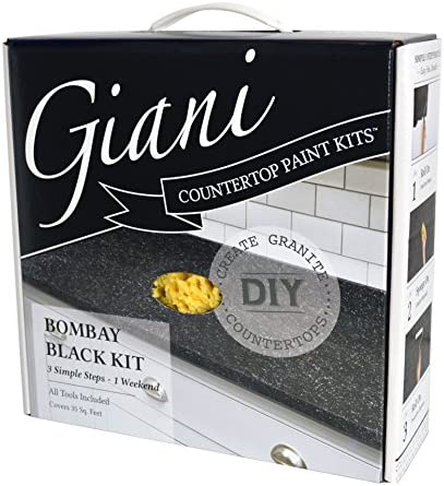 Giani Countertop Paint Kit (Chocolate Brown)