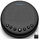 eMeet Bluetooth Konferenzlautsprecher - Luna USB Freisprecheinrichtung für 5-10 Personen,...