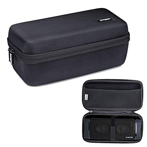 Knox Gear Hardshell Travel/Storage Case for Sony SRS-XB33 Portable Bluetooth Speaker