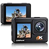 Campark X35 Action Camera 4K 24MP Wi-Fi Underwater Waterproof...