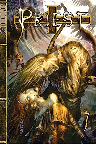 Priest manga volume 7: Aria of Lost Souls (English Edition)