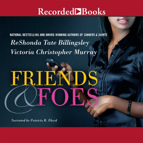 Friends & Foes audiobook cover art