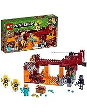 レゴ(LEGO) マインクラフト ブレイズブリッジでの戦い 21154