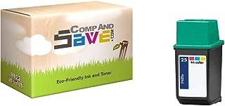 CompAndSave Replacement for HP DeskJet 340 Printer Inkjet Cartridge, HP 25 51625A Color Ink Cartridge