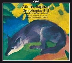 Symphonic Works: Sym 2-5 / Von Der Groben Weisheit