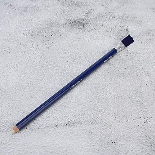 Bolígrafo de eliminación de óxido azul ligero y compacto, bolígrafo de eliminación de óxido de reloj, para eliminar los arañazos y el óxido de las piezas del reloj