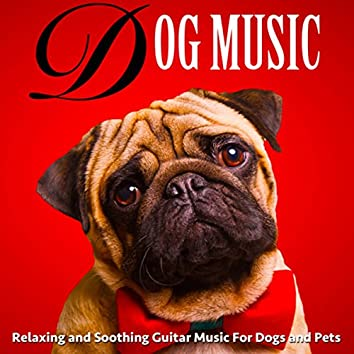 Relaxing and Soothing Guitar Music for Dogs and Pets
