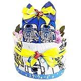 スターウォーズ R2-D2 出産祝い おむつケーキ 男の子 女の子