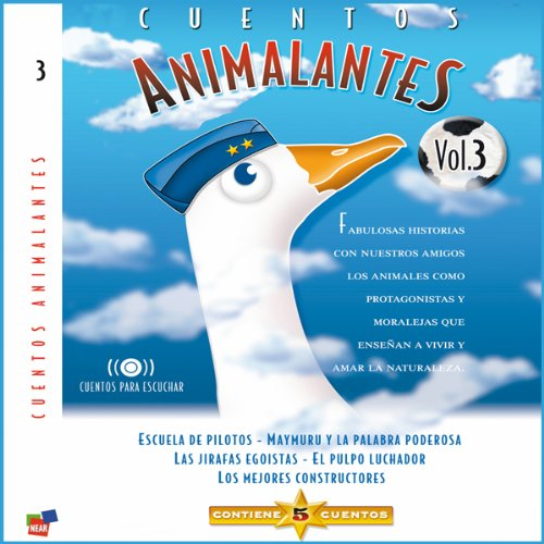 Cuentos Animalantes, Vol. 3 audiobook cover art