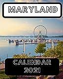 Maryland Calendar 2021