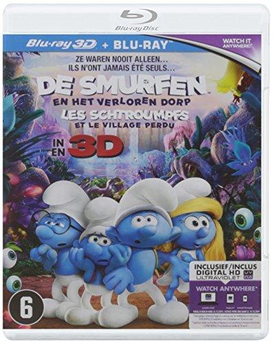 Les Schtroumpfs et le Village Perdu - Edition 3D + Blu Ray