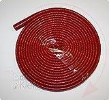 28/6 Rot 10m Rolle - 0,60Euro/m - Rohrisolierung Isolierschlauch PE-Schaum Isolierung Rohr...