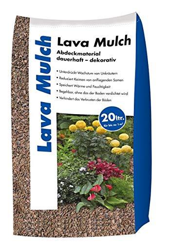Lava Mulch rot 2-8 mm 20 l