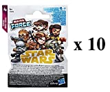 SW Star Wars Micro Force Series 4 Mystery Pack Blind Bag Party Favours - Pack of 10