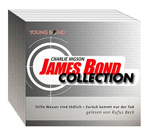 Young James Bond Collection (Stille Wasser sind tödlich /Zurück kommt nur der Tod) (Arena audio)