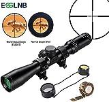 ESSLNB Zielfernrohr Luftgewehr 3-9x44 AOEG Airsoft Red Dot Visier mit