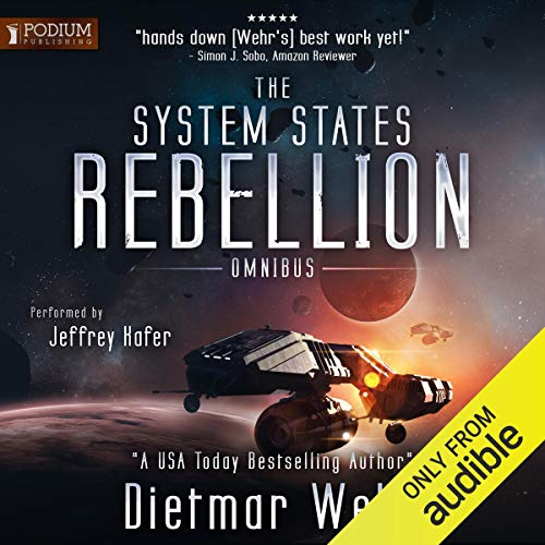 Page de couverture de The System States Rebellion Omnibus: Books 1-2