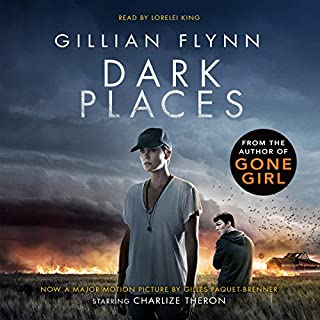 Couverture de Dark Places
