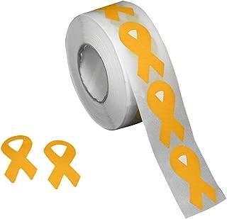 gold ribbon childhood cancer