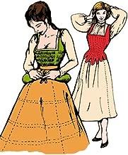 Elizabethan Lady's Underpinnings Pattern