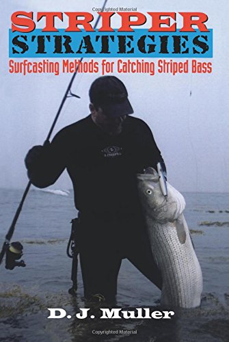 Striper Strategies: Surfcasting Methods for Catching Striped Bass