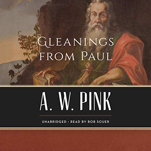 Gleanings from Paul cover art