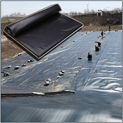 ZXCVB Comfortable and practical pond sheet, flexible garden swimming pool membrane Prormate liners for heavy fish ponds for ponds of various sizes