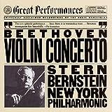 Beethoven: Violin Concerto (CBS Great Performances)
