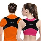 Back Brace Posture Corrector for Women Men - Upper Back Brace...
