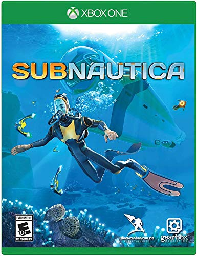 Subnautica – XBox One – Standard Edition – Standard Edition – Xbox One