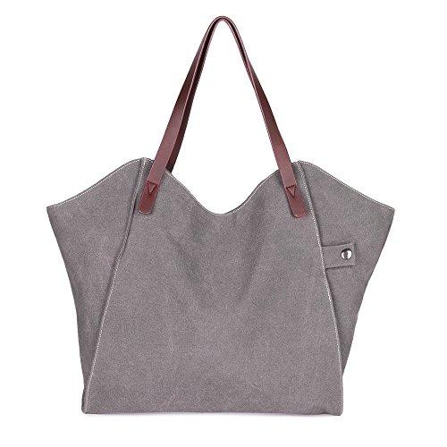 One Plus Bolsos Bolsos para mujer Bolsos mochila women canvas bag